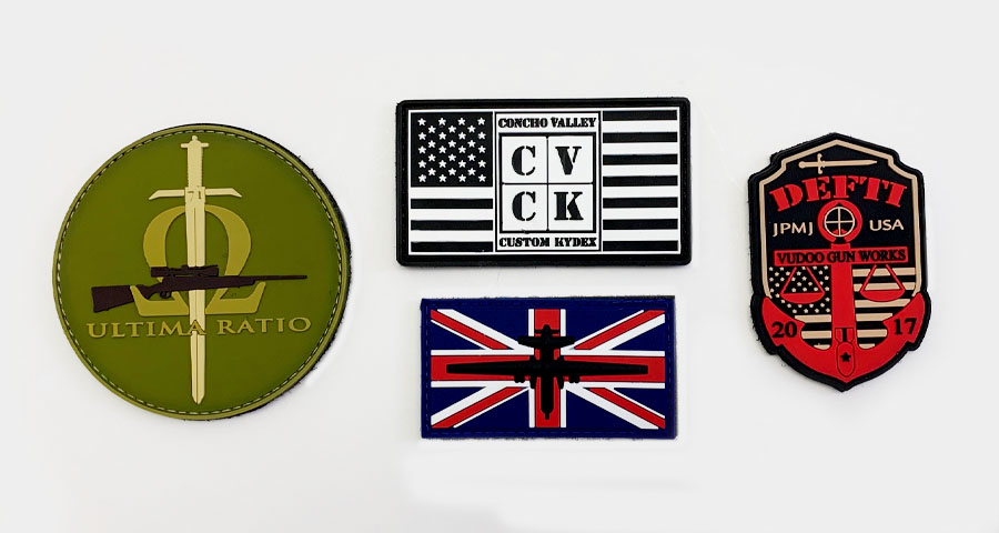 pvc patches