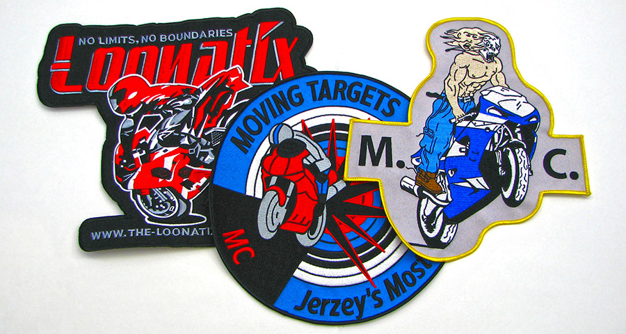 custom patch sets