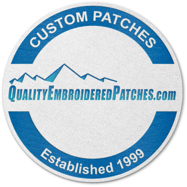 Quality Embroidered Patches Logo