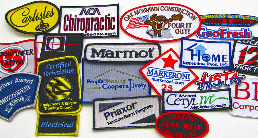 business patches